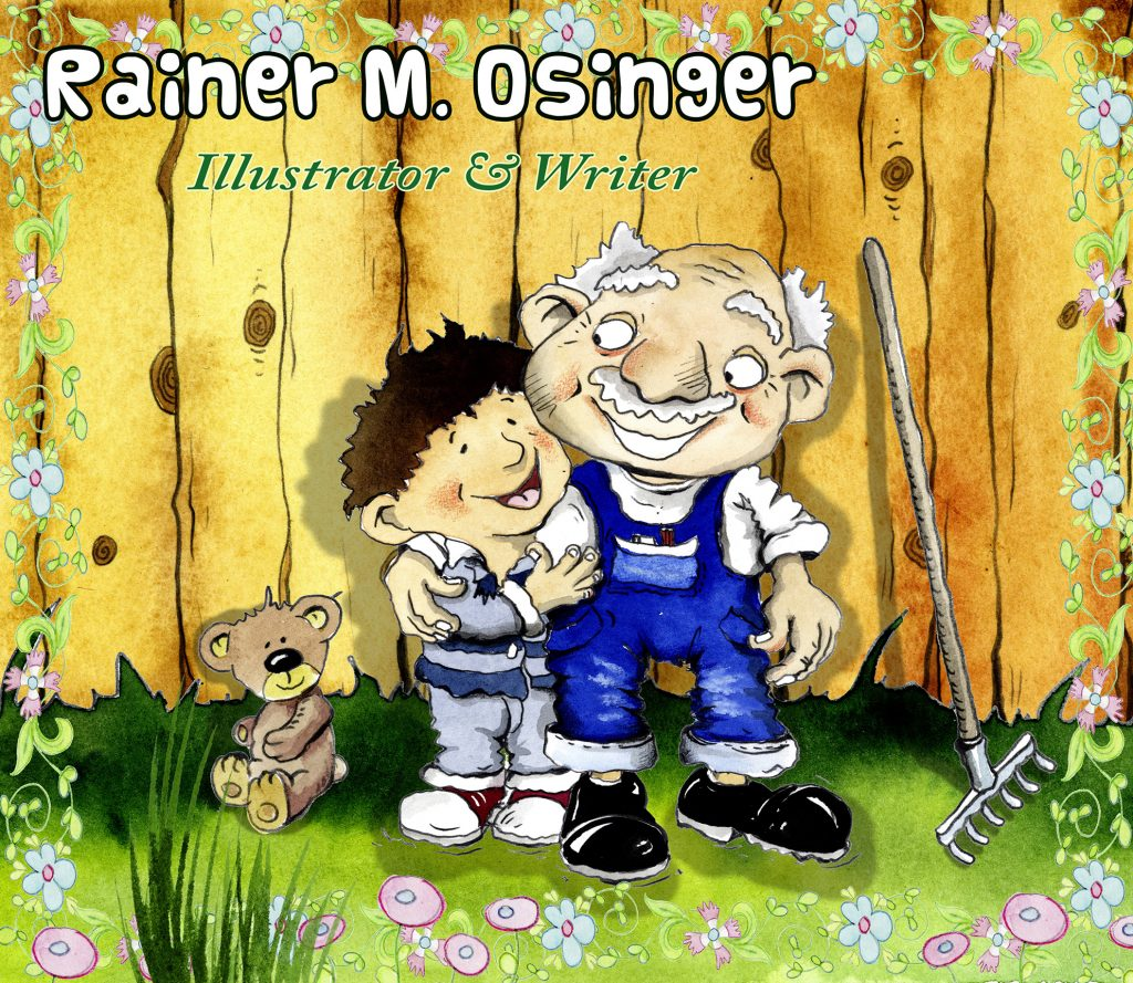 rainer.osinger.writer.autor.illustrator
