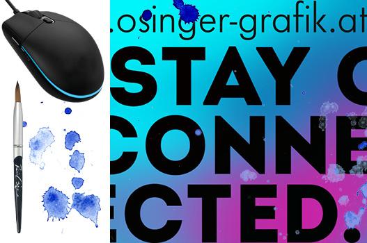 GRAFIK, DESIGN, KUNST - die Adresse für professionelle Umsetzungen: Rainer M. Osinger, Künstler und Designer aus St. Veit Glan