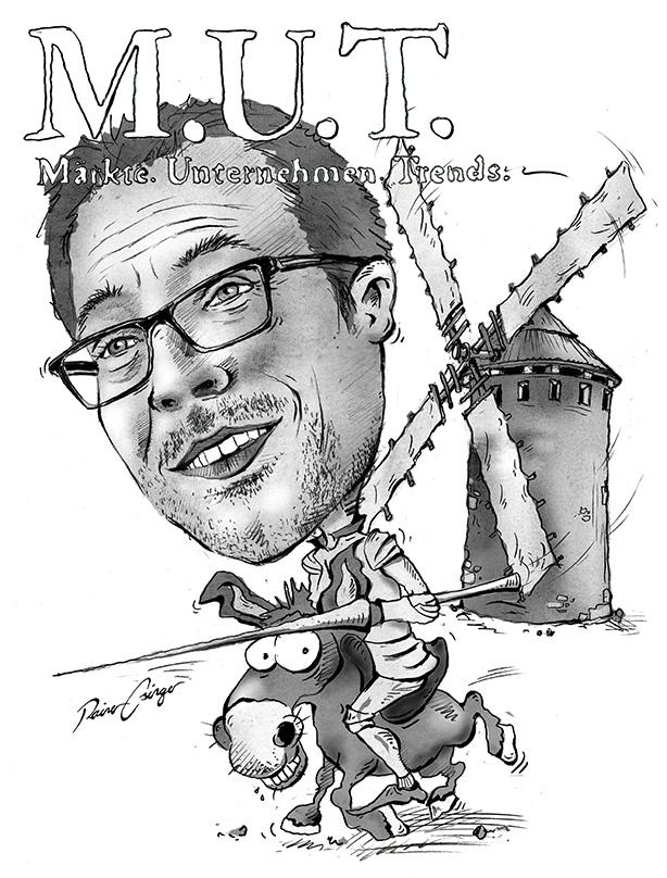 Karikaturen von Rainer M.Osinger